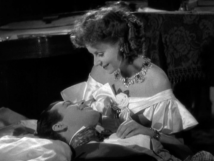 Robert Taylor, Greta Garbo in Camille