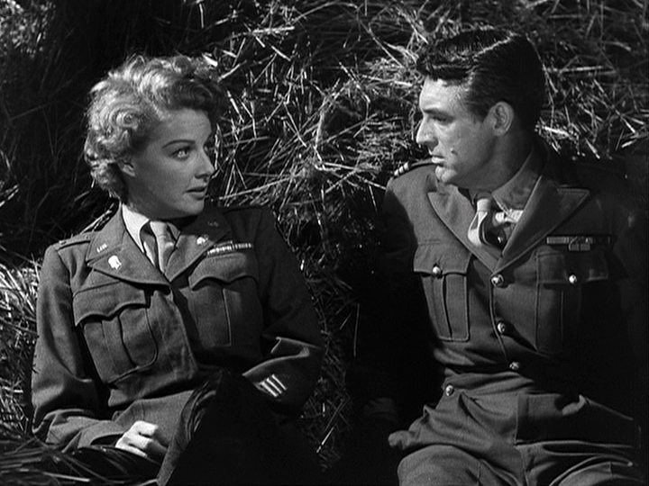 Ann Sheridan, Cary Grant in I Was a Male War Bride