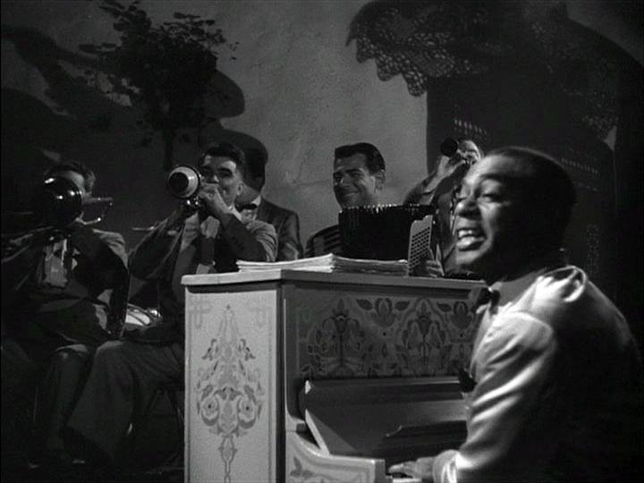 Dooley Wilson in Casablanca