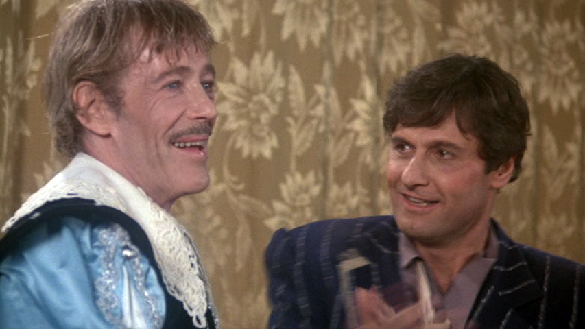 Peter O'Toole, Joseph Bologna in My Favorite Year.png