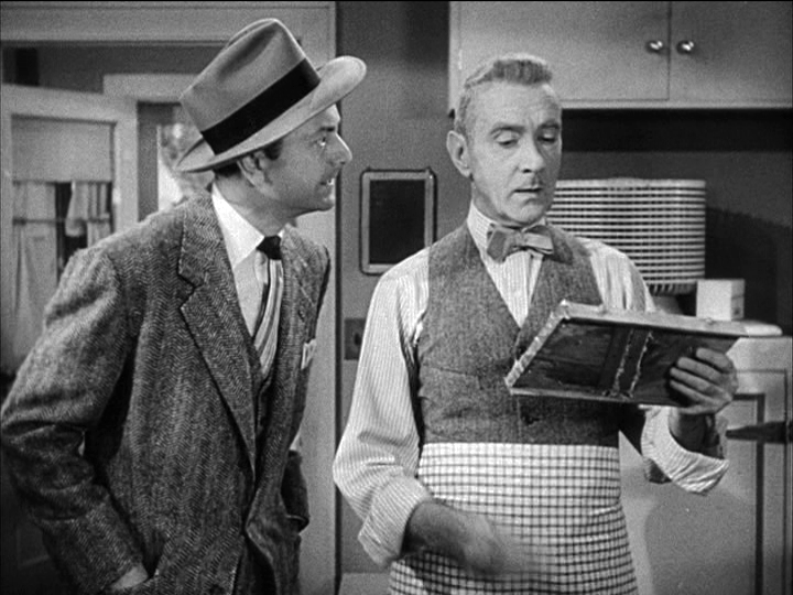 Robert Young, Clifton Webb in Sitting Pretty