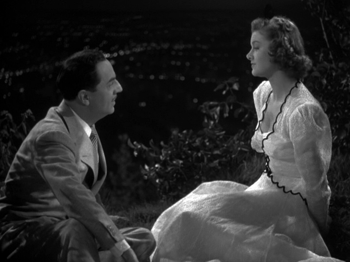 William Powell, Myrna Loy in I Love You Again