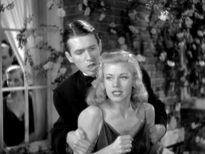 James Stewart, Ginger Rogers in Vivacious Lady