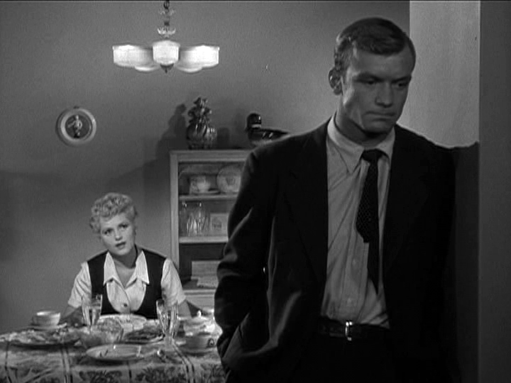 Judy Holliday, Aldo Ray in The Marrying Kind
