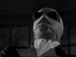 Claude Rains in The Invisible Man