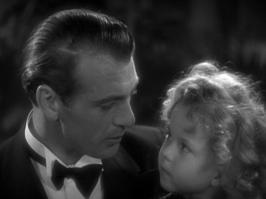 Gary Cooper, Shirley Temple star in Now and Forever