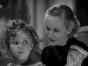 Shirley Temple, Carole Lombard in Now and Forever