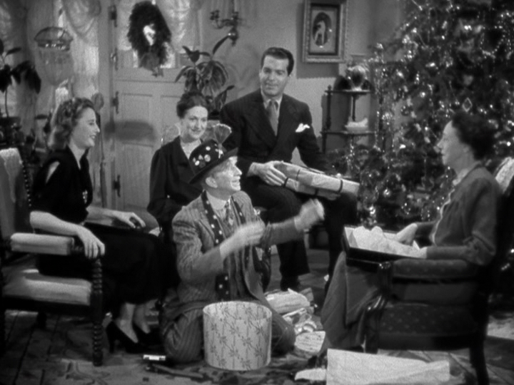 Barbara Stanwyck, Fred MacMurray, Beulah Bondi in Remember the Night