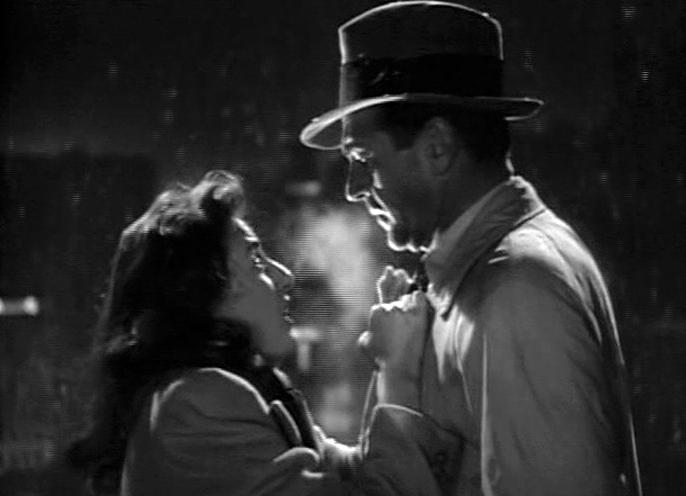 Barbara Stanwyck and Gary Cooper star in Meet John Doe