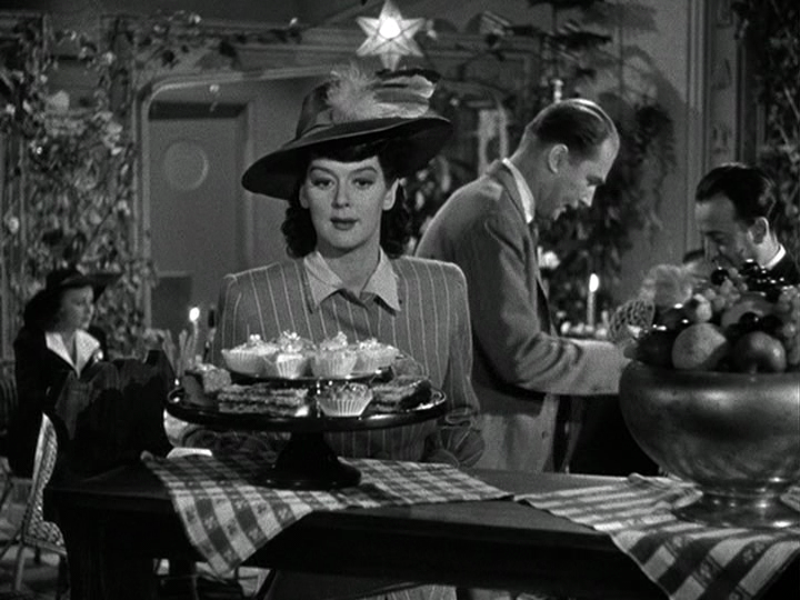 Rosalind Russell, Brian Aherne in My Sister Eileen