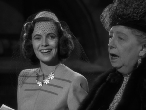 Teresa Wright, Dame Mae Whitty in Mrs. Miniver