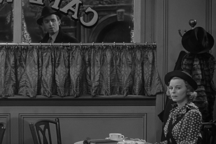 the shop around the corner james stewart margaret sullavan II