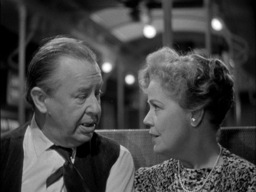 Charles Coburn, Spring Byington in The Devil and Miss Jones