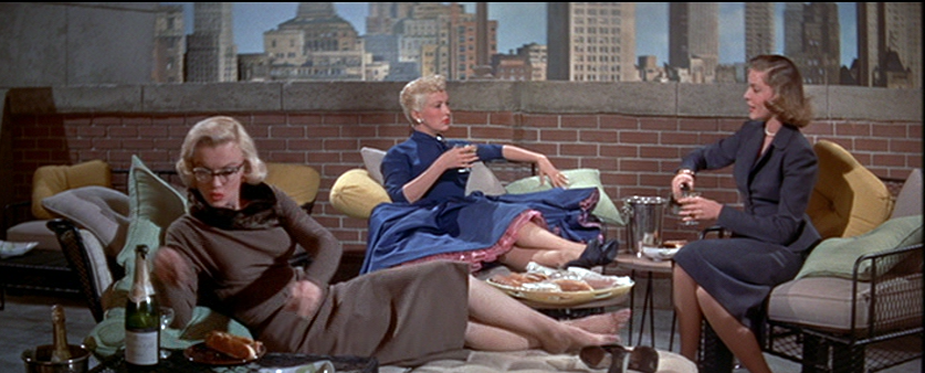 Marilyn Monroe, Betty Grable, Lauren Bacall star in How to Marry a Millionaire