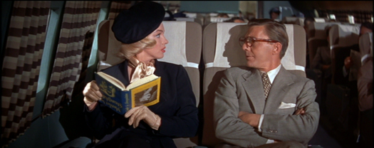 Marilyn Monroe, David Wayne in How to Marry a Millionaire