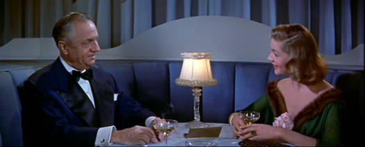 William Powell, Lauren Bacall in How to Marry a Millionaire