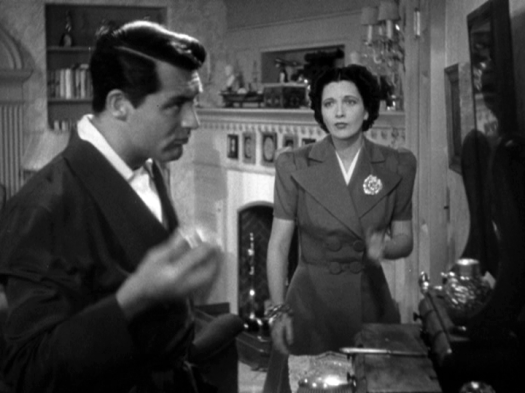 Cary Grant, Kay Francis in In Name Only