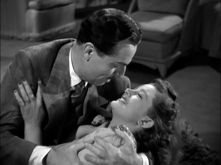 William Powell, Myrna Loy star in Love Crazy