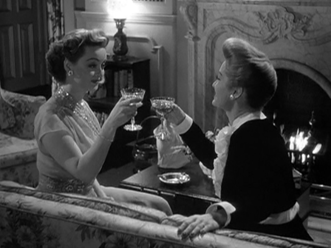 Bette Davis, Miriam Hopkins in Old Acquaintance