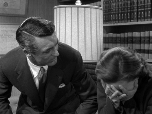 Cary Grant, Jeanne Crain in People Will Talk