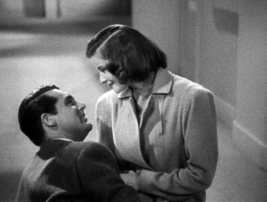 Cary Grant, Katharine Hepburn in Holiday