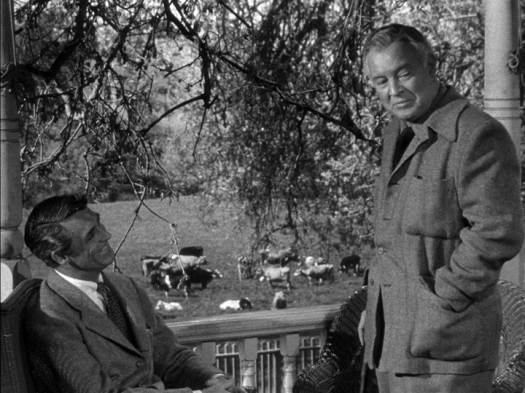 Cary Grant, Sidney Blackmer in People Will Talk