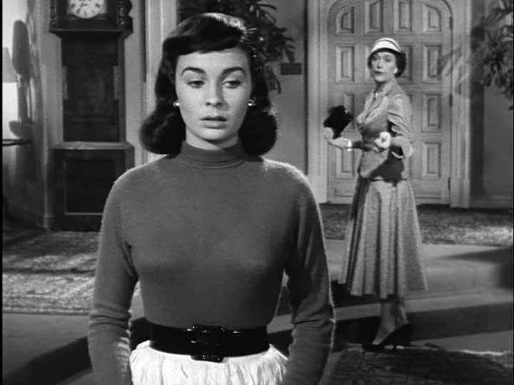 Jean Simmons, Barbara O'Neil in Angel Face