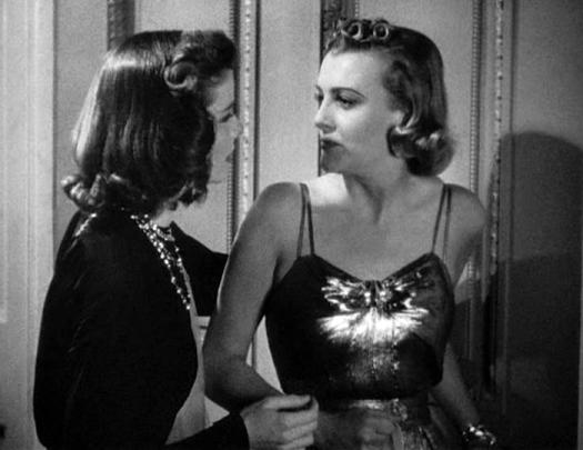 Katharine Hepburn, Julie Nolan in Holiday