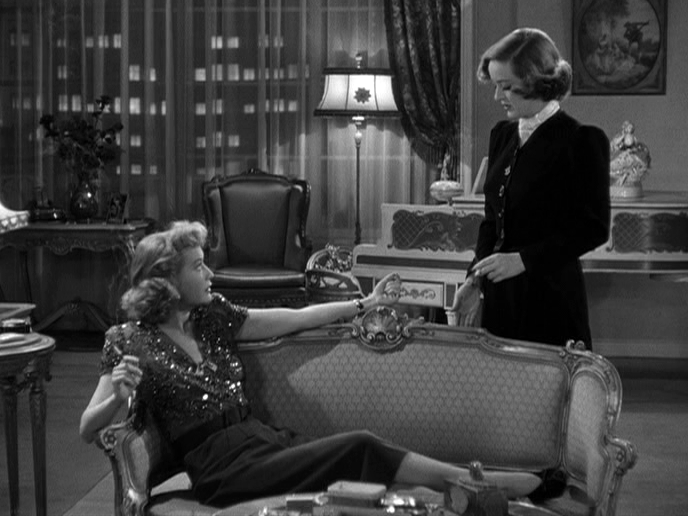 Miriam Hopkins, Bette Davis in Old Acquaintance