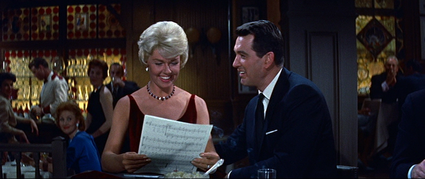 Doris Day, Rock Hudson in Pillow Talk