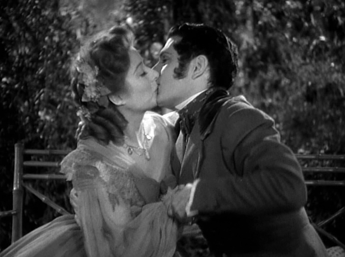 Greer Garson Laurence OIivier in Pride and Prejudice