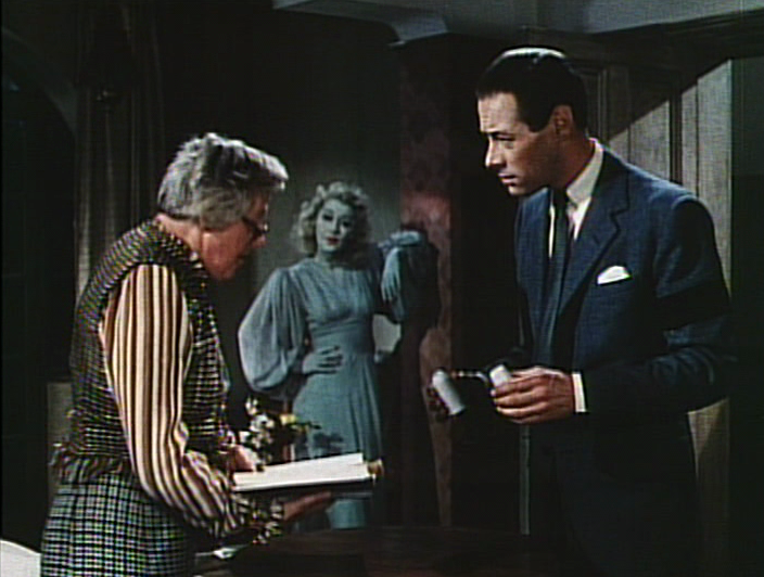 Margaret Rutherford, Kay Hammond, Rex Harrison in Blithe Spirit