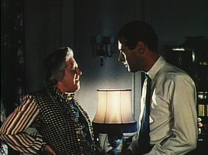Margaret Rutherford, Rex Harrison in Blithe Spirit