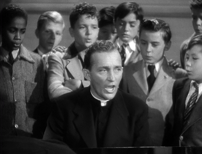 Bing Crosby, The Robert Mitchell Boys' Choir in Going My Way