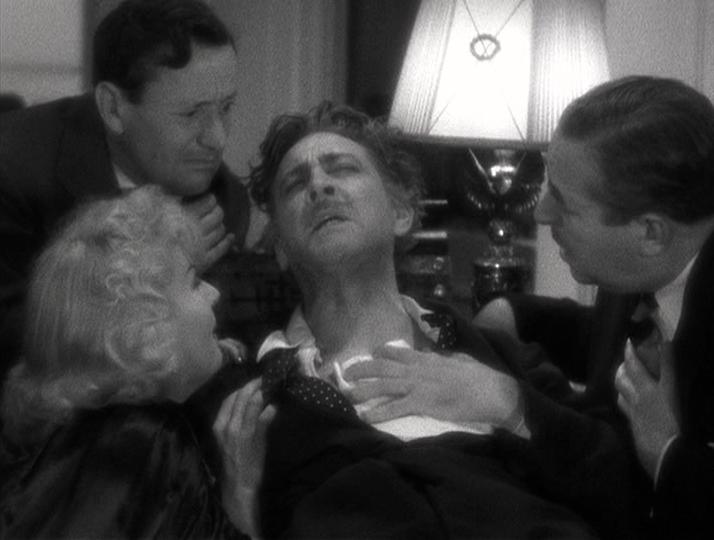 Carole Lombard, John Barrymore star in Twentieth Century