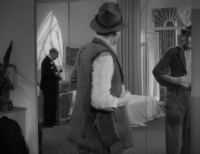 Joel McCrea in Sullivan's Travels