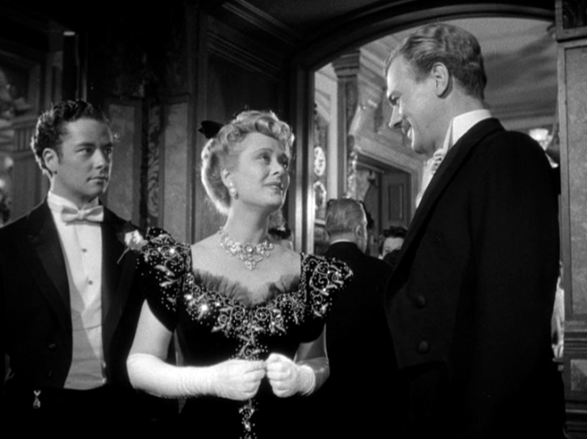 Tim Holt, Dolores Costello, Joseph Cotten in The Magnficent Ambersons