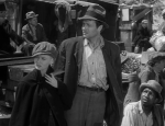 Veronica Lake, Joel McCrea in Sullivan's Travels