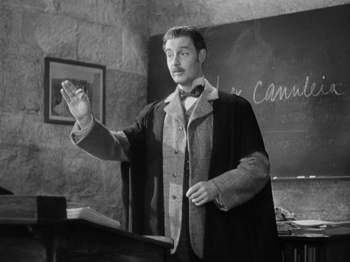 Robert Donat stars in Goodbye Mr. Chips