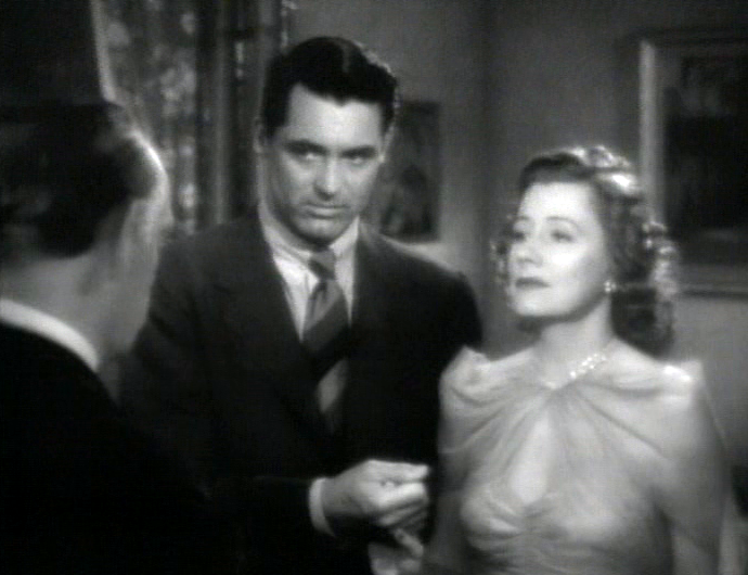 Cary Grant, Irene Dunne are married in Penny Serenade