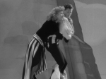 Greer Garson performs acrobatic stunts.