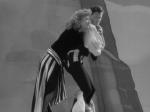 Greer Garson performs acrobatic stunts.