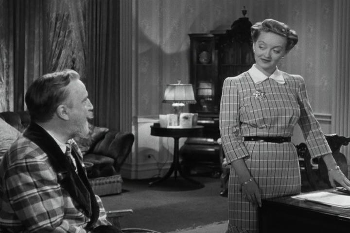 Monty Woolley, Bette Davis