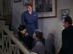 Greer Garson places a child for adoption in Blossoms in the Dust.