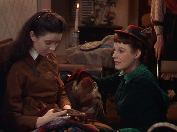 Margaret O'Brien, June Allyson