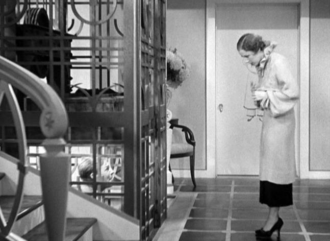 Randolph Scott and Irene Dunne meet in Roberta