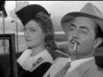 Myrna Loy and William Powell are stopped for speeding.