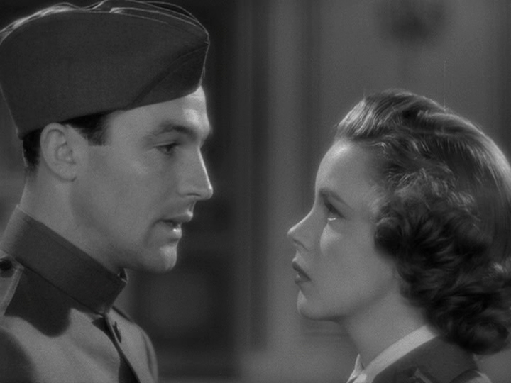 "Gene Kelly and Judy Garland find their love tested by WWI in ""For Me and My Gal."""